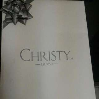 Christy Revive Bath Towel Set