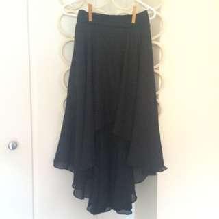 Fishtail skirt size S