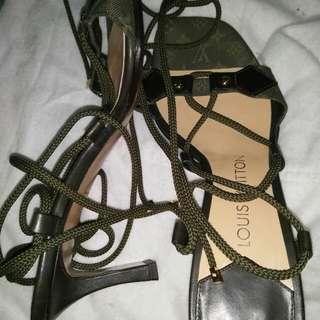 Louis Vuitton Sandals Authentic
