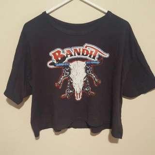 Bandit Crop Size 12