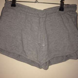 JAY JAYS XS GREY SHORTS