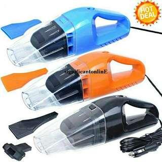 Powerful 75 Watt Car Vacuum Cleaner Portable Handheld Wet Dry