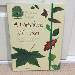 A Notebook Of Trees