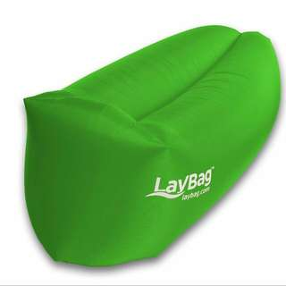 LayBag™ Green (Original, Brand New In Wrap)
