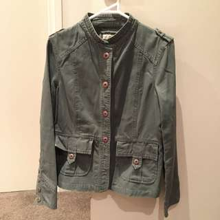 Size 12 Just Jeans Jacket