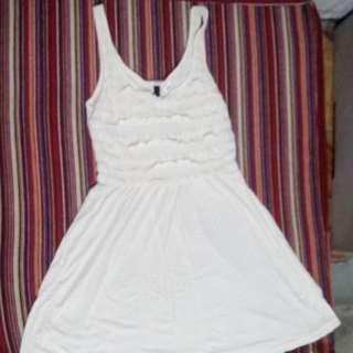 Whute Dress
