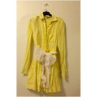 Aje Dress Size 8