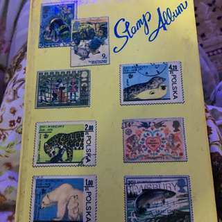 STAMP collection From All Over The World..