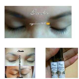 PrettyLush Eyelash And Eyebrows Serum
