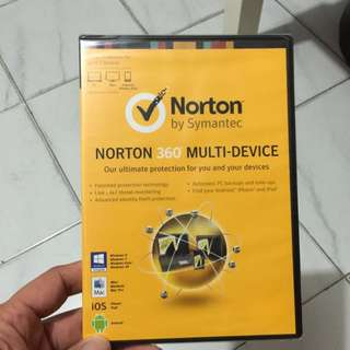 Norton 360 Multi Device For 3 Device
