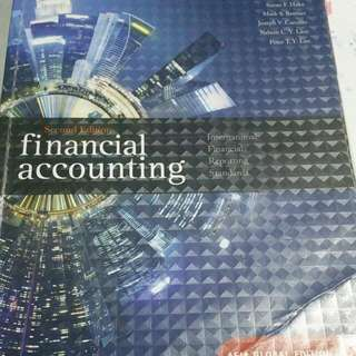 Financial Accounting (2nd Edition) International Financial Reporting Standards