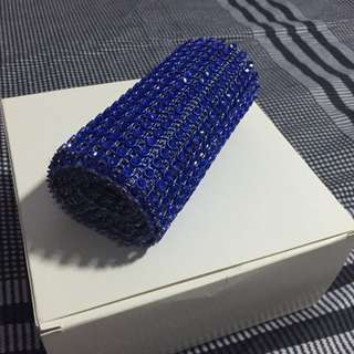 (Reduced $) Royal Blue Diamanté