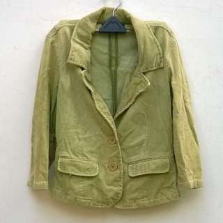 green corduroy from Rusty size 8