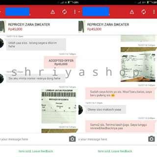 Testimoni #shriyashop