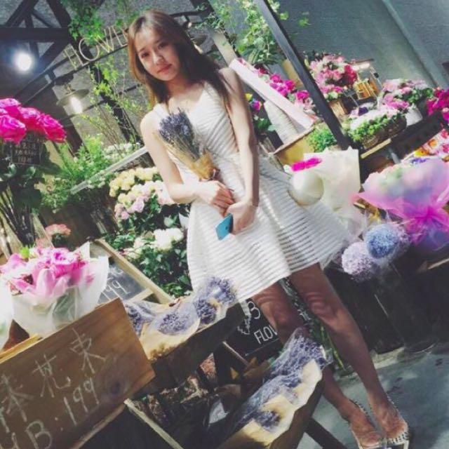 韓國A字洋裝