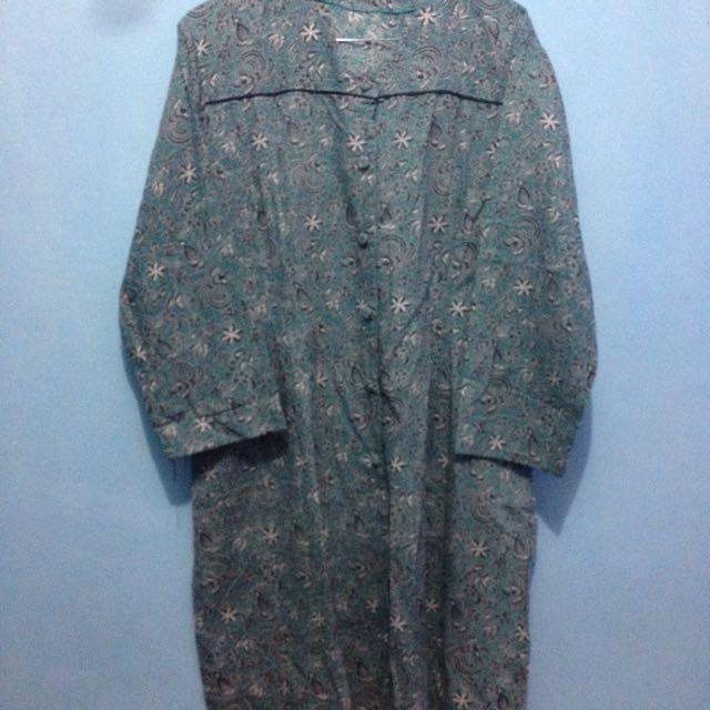 Baju Batik Panjang(tunik)