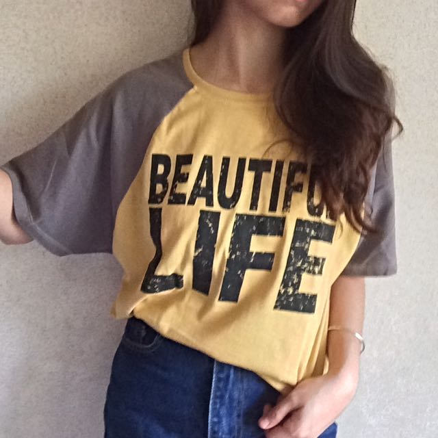 Beautiful Life Top