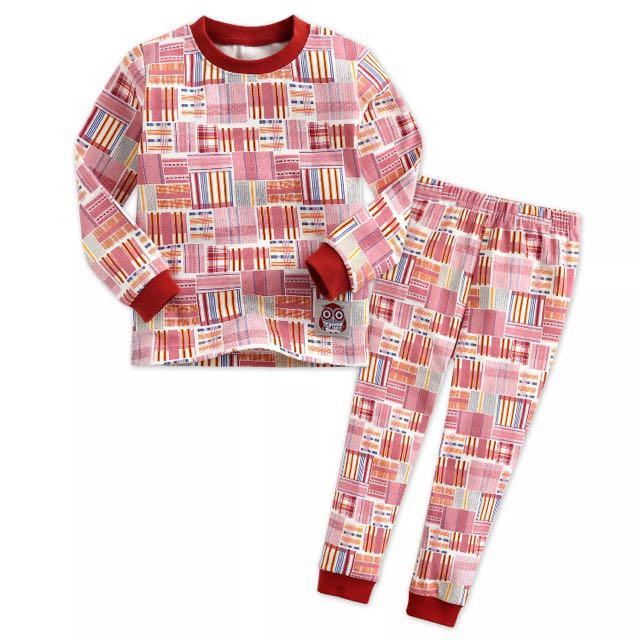 Boys Girls Pyjama Outfit Set