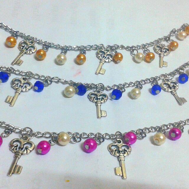 Chain Bracelet By: Xndrahbeads