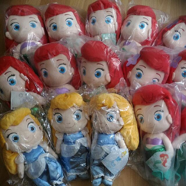 Disney Toddler Plush Doll