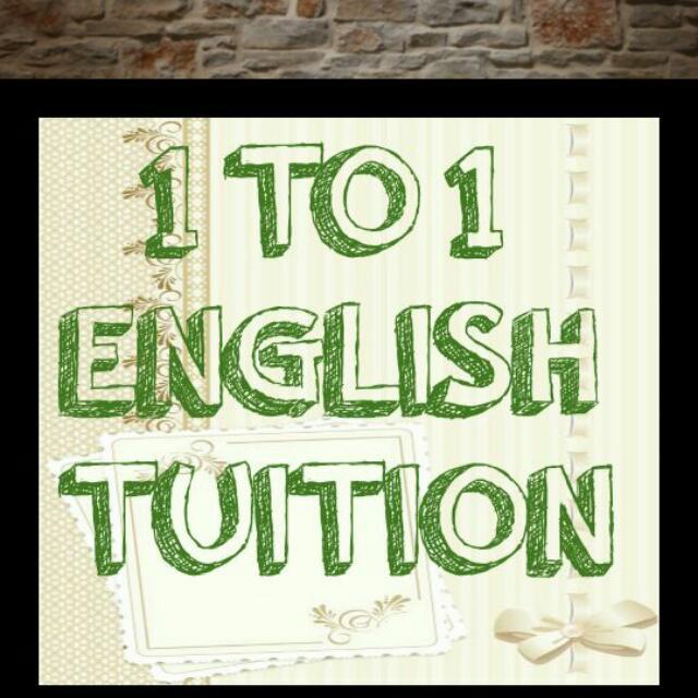 English Private Tuition PRI