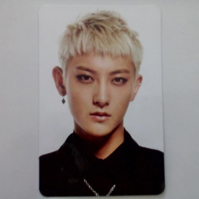 EXO Overdose Photocard - TAO