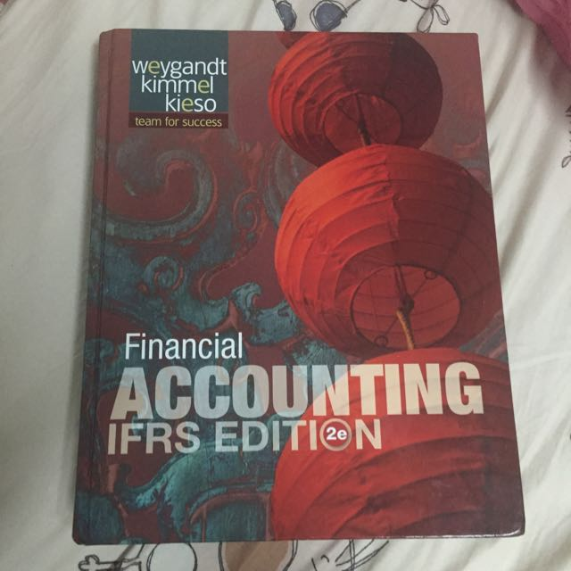 Financial Accounting: IFRS Edition 財政與稅務