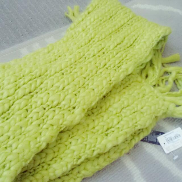 Forever 21 Knit Scarves