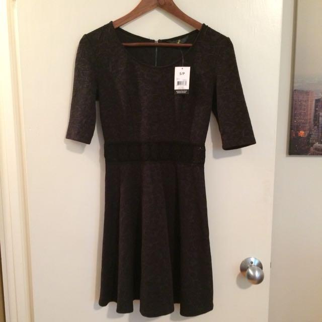 G21 Black Dress