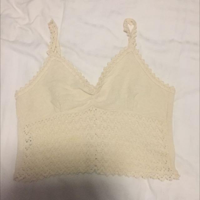 Handmade Crochet Singlet