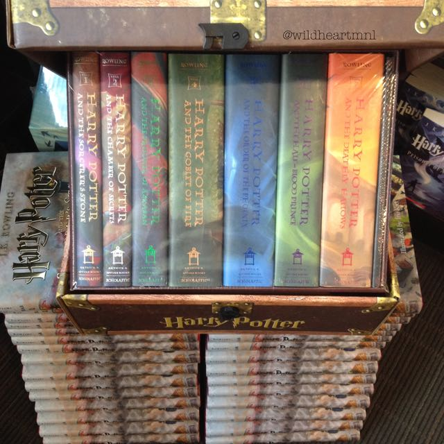 Harry Potter Bloomsbury HB Chest