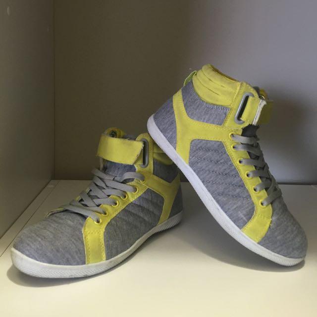 High Top Colour Shoes