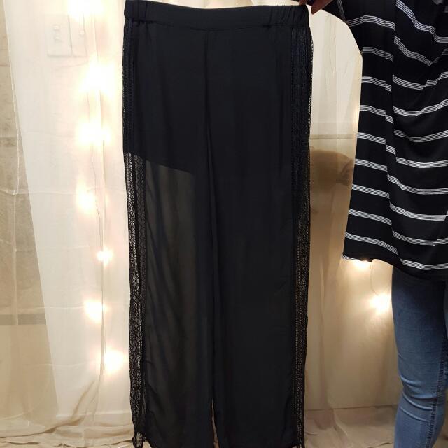 H&M Chiffon Shorts/Pants