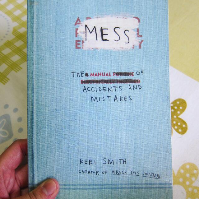 Keri Smith - Mess
