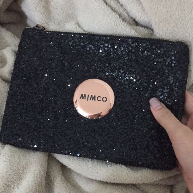 Large Mimco Pouch