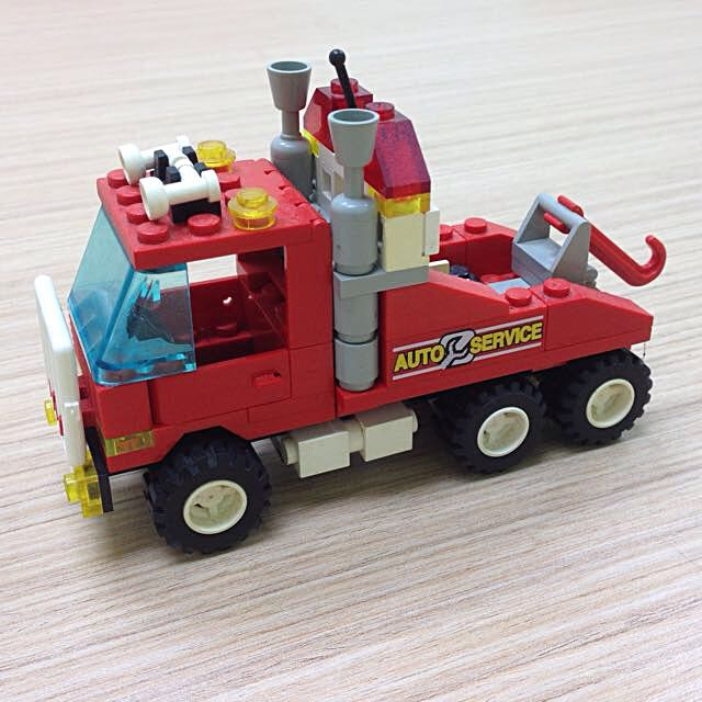 Vintage Lego 6670 Rescue Rig Antiques On Carousell