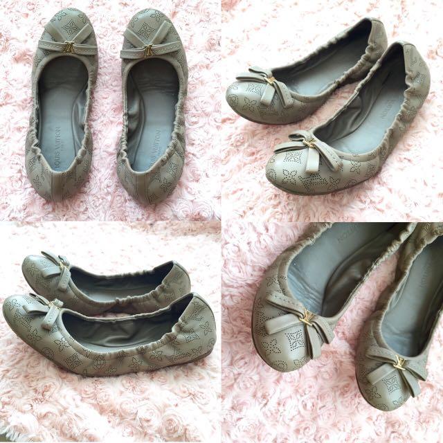 LV Ballerina Flats