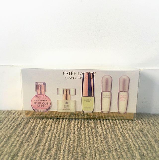 New Estee Lauder Travel Mini Gift Set