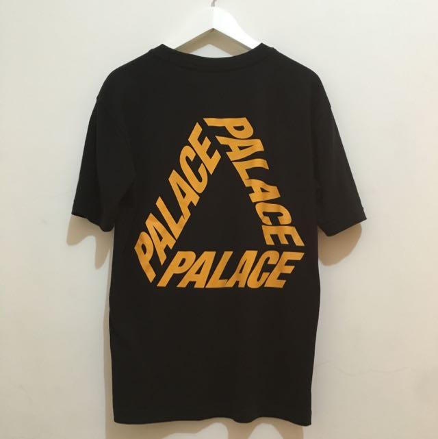 Palace P3 黑黃 短袖