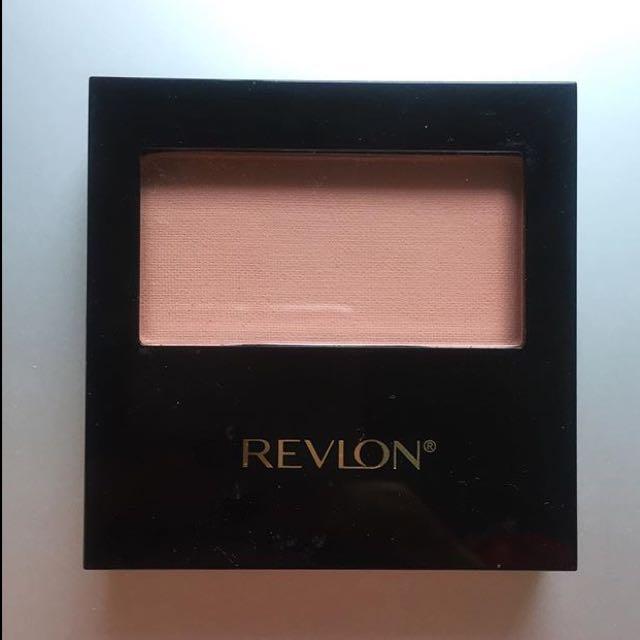 revlon blush 001 Oh! Baby Pink