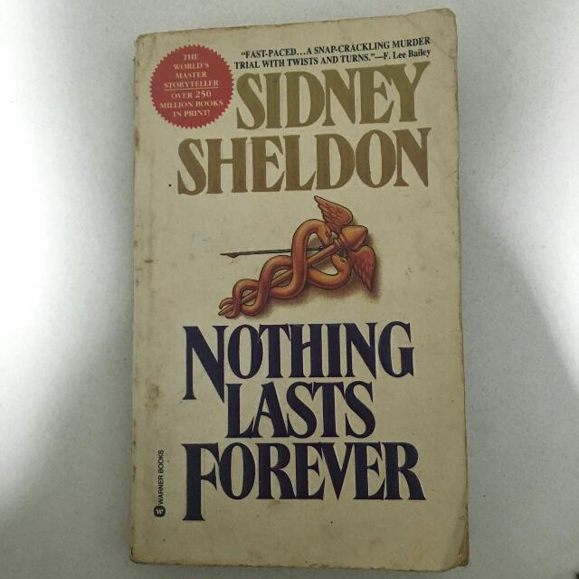 Sidney Sheldon - Nothing Lasts Forever