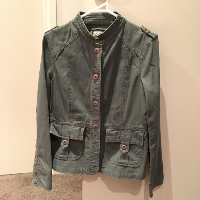 Size 12 Just Jeans Jacket