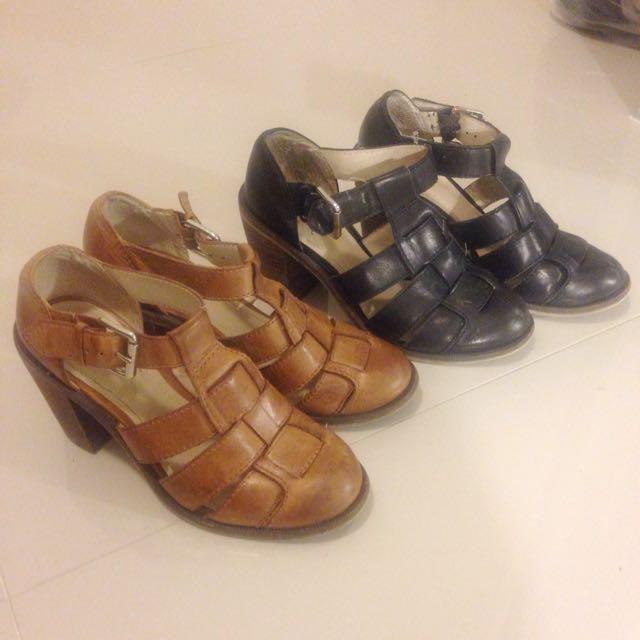 Size 5 Wittner Heels