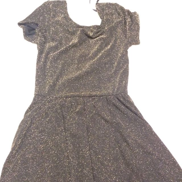 Sparkly Mini Dress