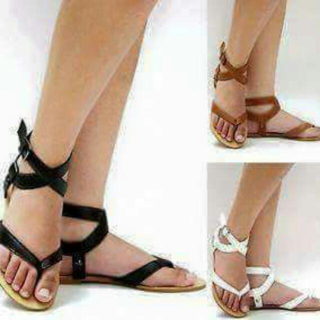 Strappies Sandals