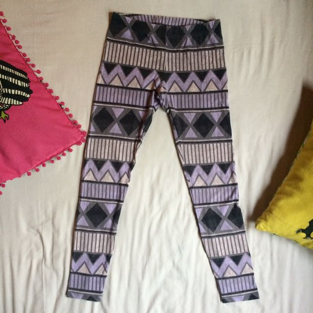 Tribal H&M Leggings