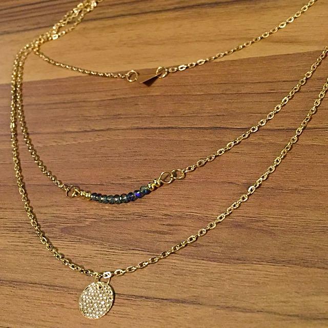 Triple Gold Chain