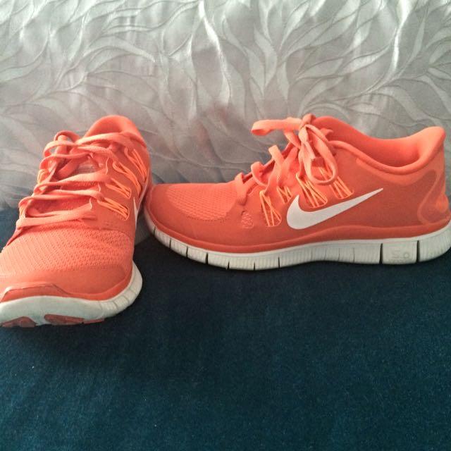 Women's Nike Free 5.0