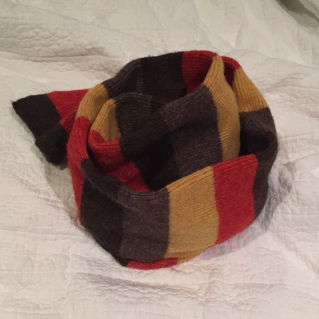 Wool Multi Color Scarf