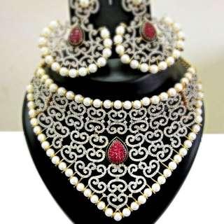 Exclusive Bridal Necklace Set